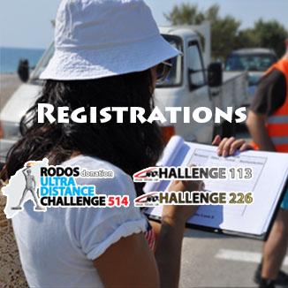Εγγραφές / Registrations Apollon Cup