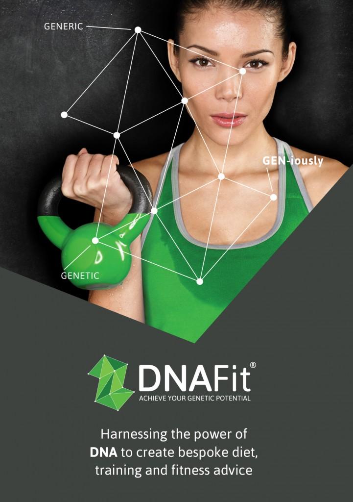 DNA Fit - Flyer